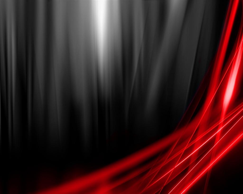 Red 3D Wallpaper