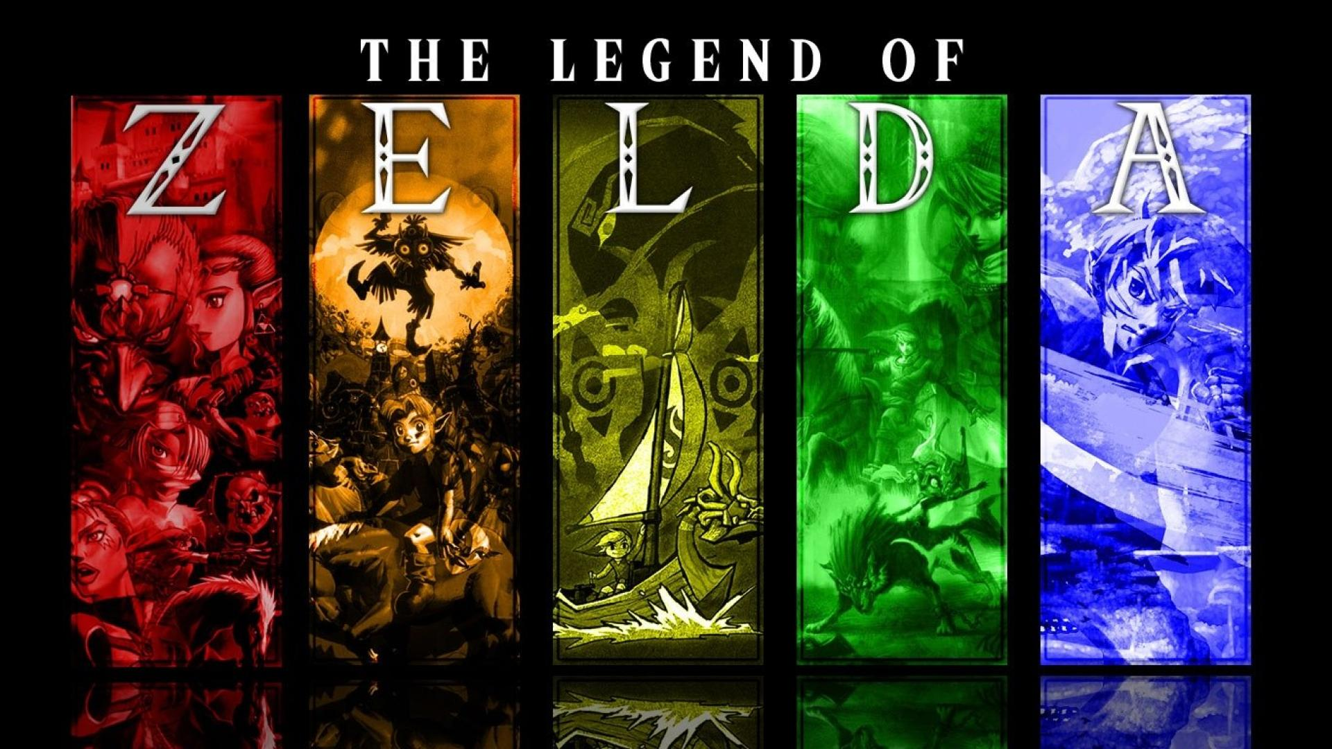 Zelda wallpaper 1366x768 HQ WALLPAPER   29774 1920x1080