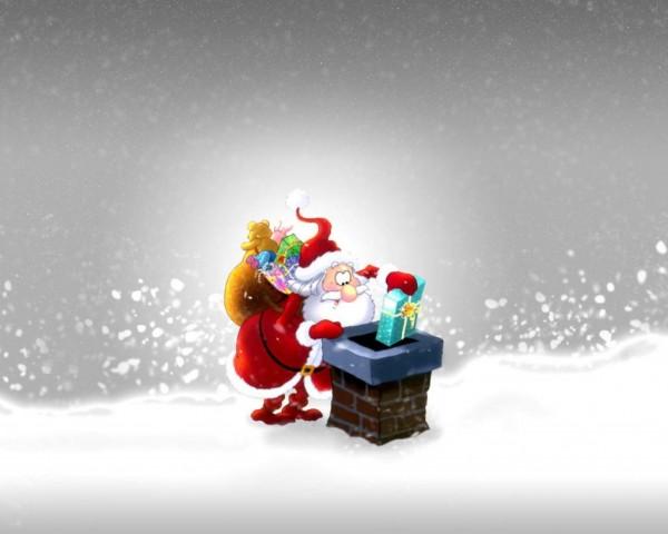 free animated christmas desktop wallpaper   Desktop Wallpaper 600x480