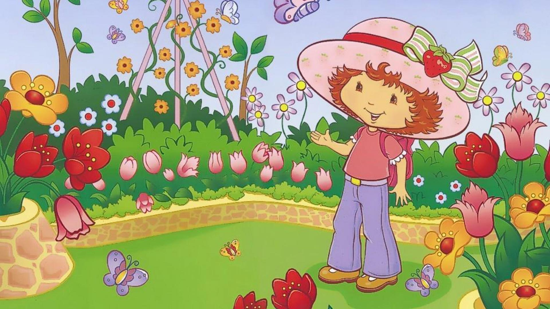 48 stocks at Strawberry Shortcake Wallpapers group 1920x1080