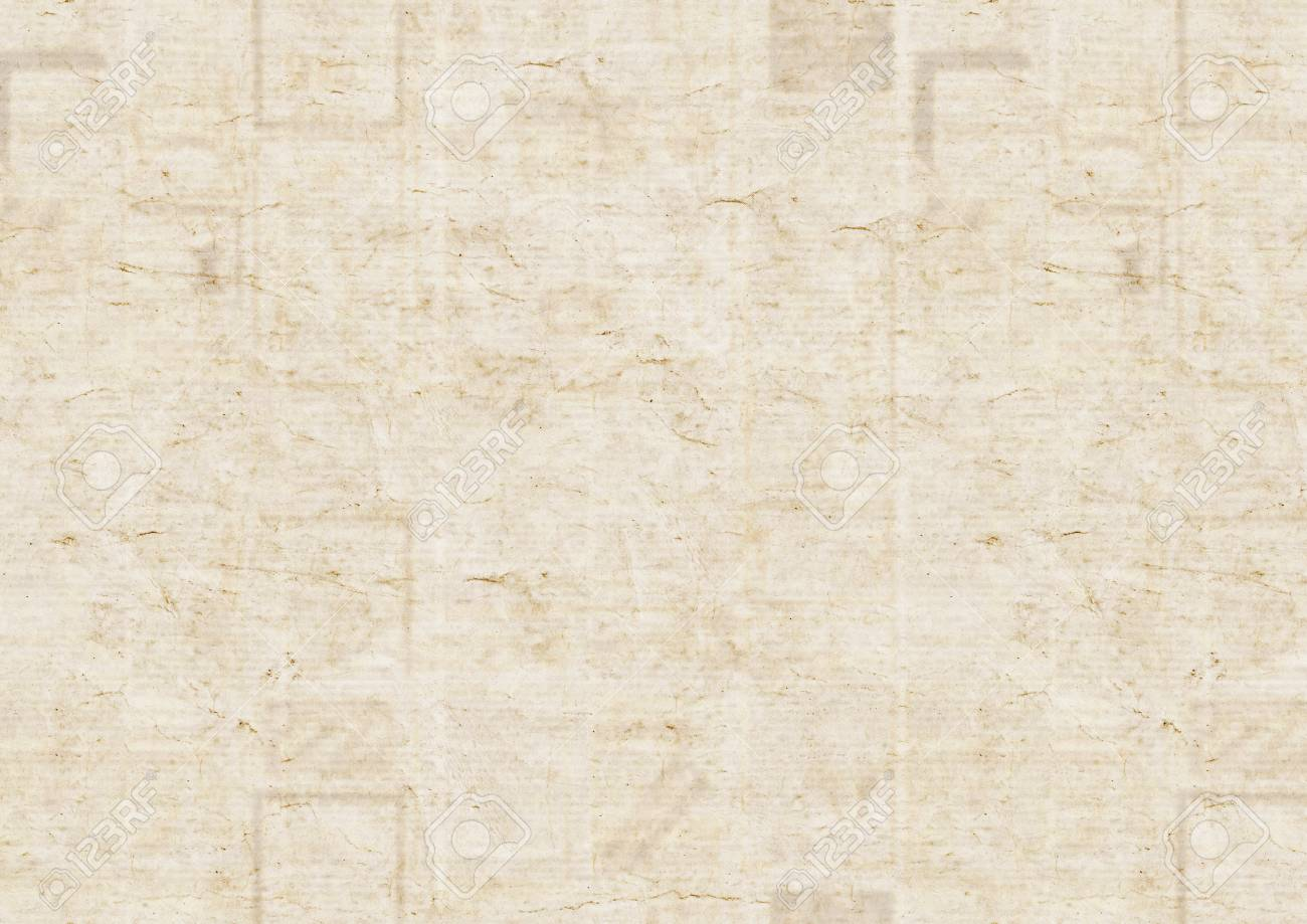 Old Grunge Newspaper Paper Texture Background Blurred Vintage 1300x919