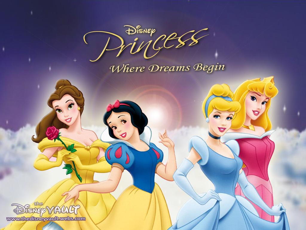 Disney Princess Wallpaper - Disney Princess Wallpaper (6475195 ...