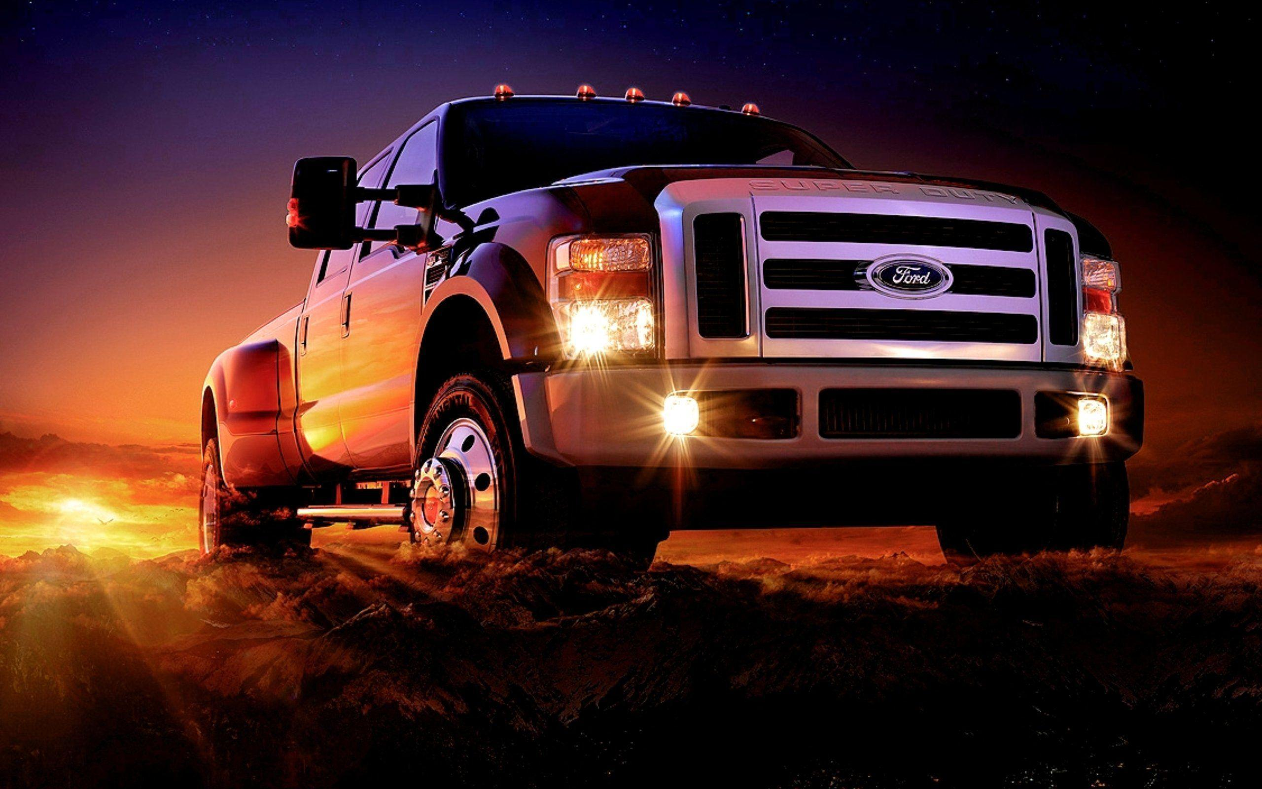 Ford Truck Wallpapers   Top Ford Truck Backgrounds 2560x1600