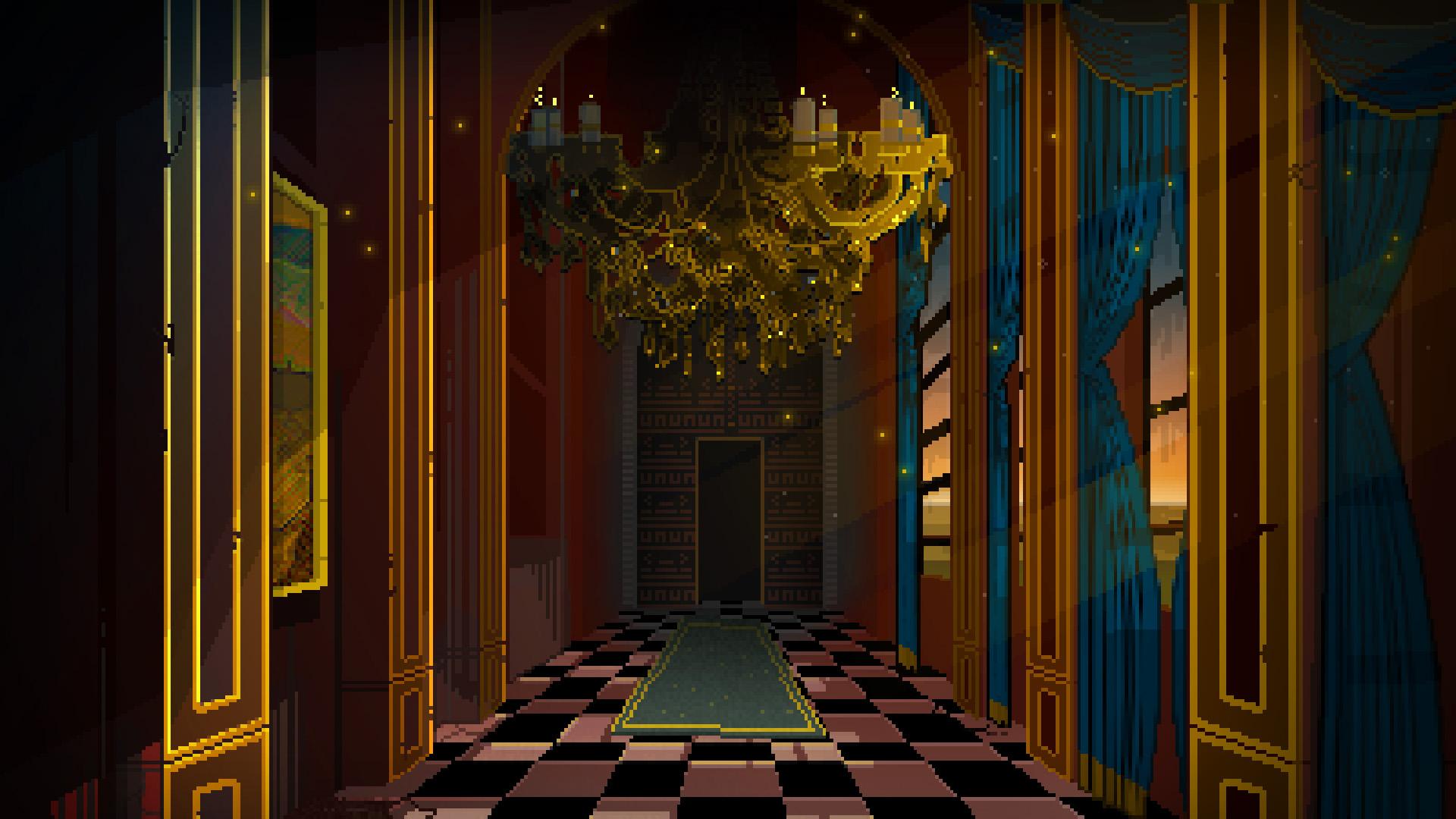 Pixel chambers Wallpaper from Hammerwatch gamepressurecom 1920x1080