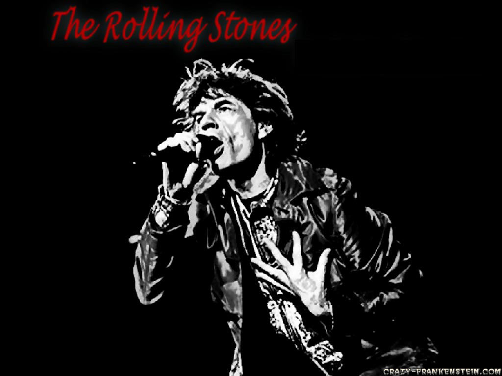 Wallpapers Photo Art The Rolling Stones Wallpaper 1024x768