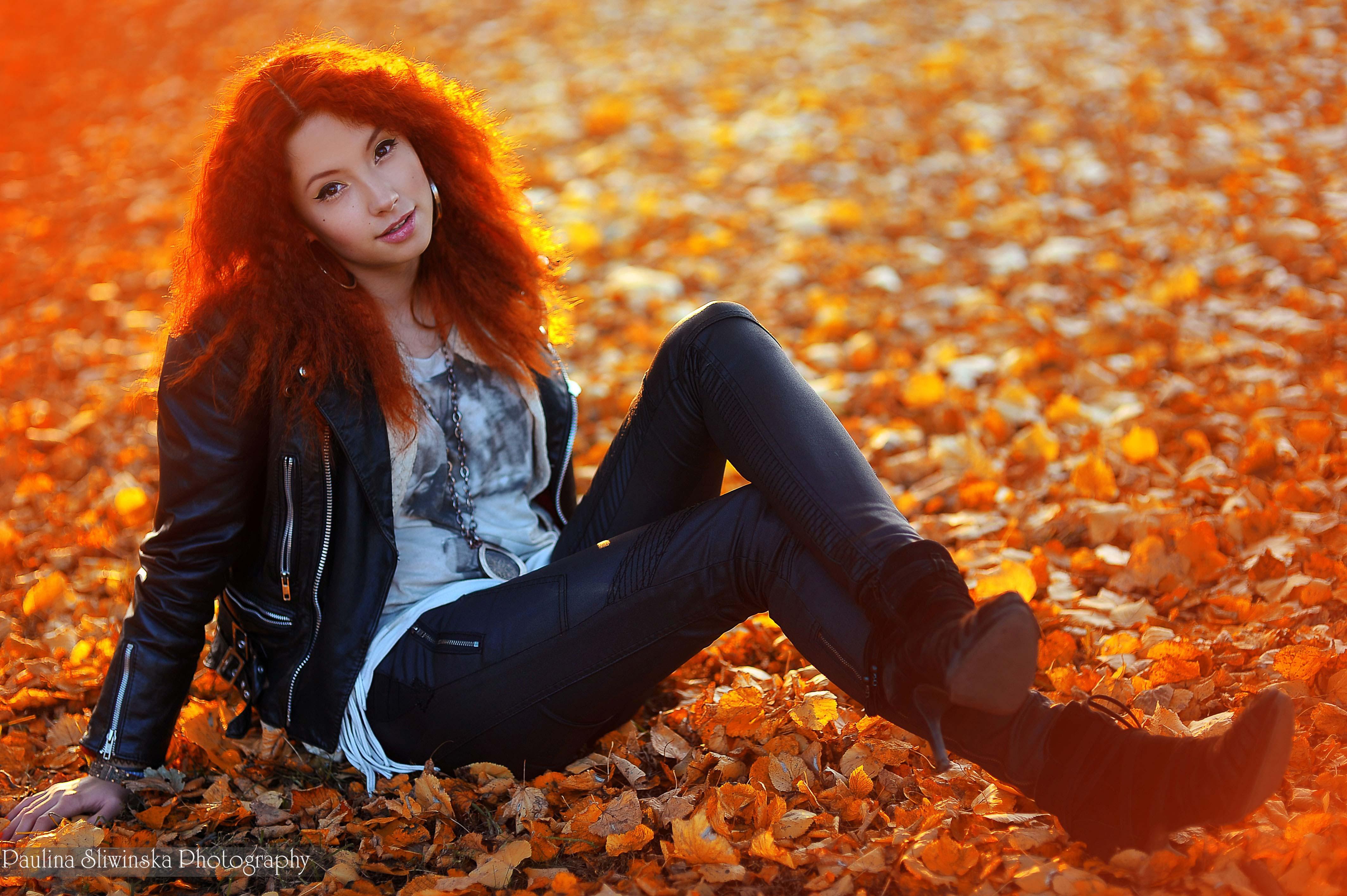 Beautiful Girl Landscape 4K Wallpapers | HD Wallpapers