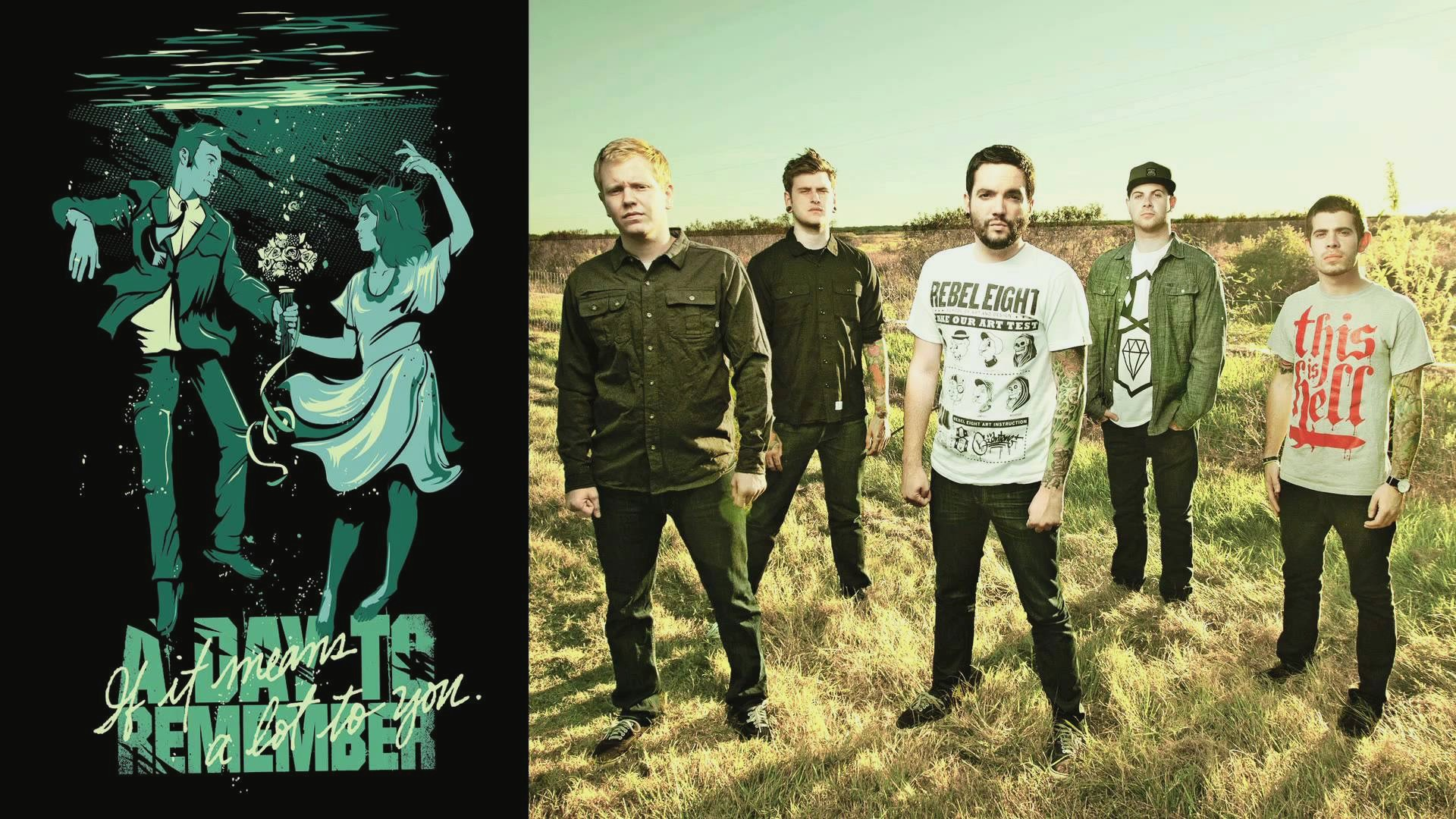A Day To Remember Wallpapers HD Download 1920x1080