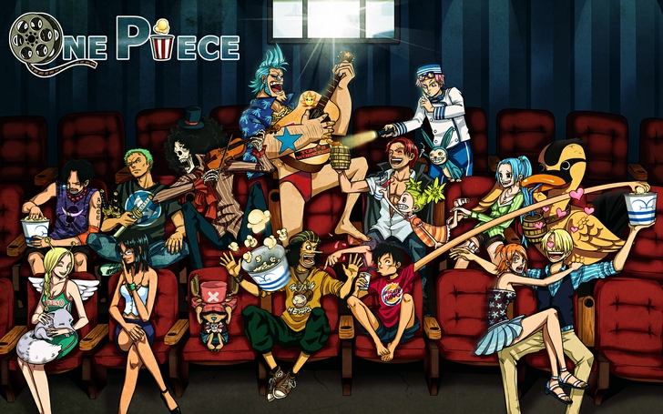 One Piece 1440x900 Wallpaper High Quality WallpapersHigh Definition 728x455