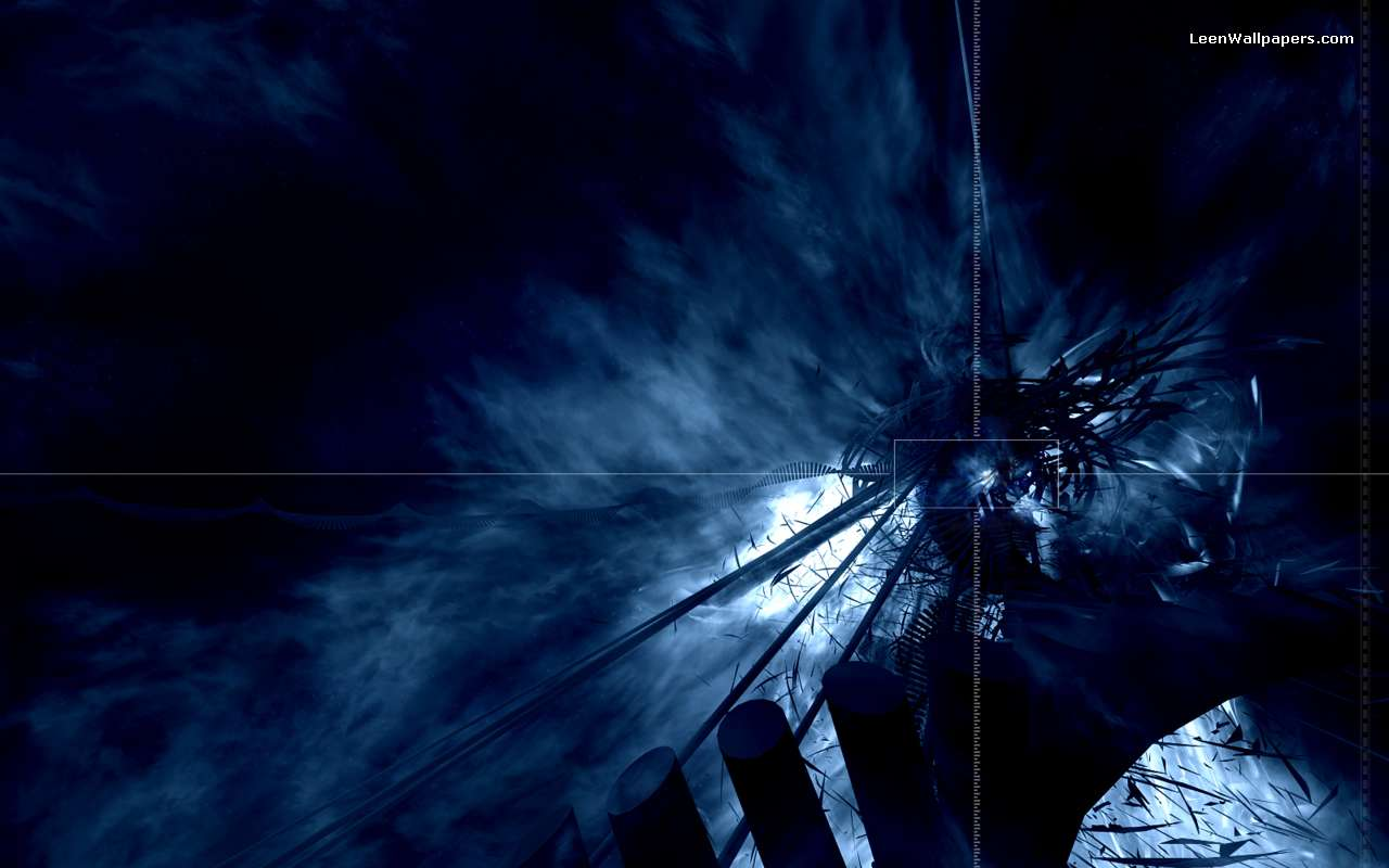 The Nices Wallpapers Dark Blue Wallpaper 1280x800