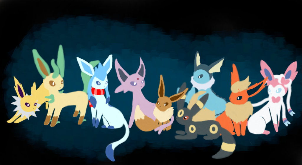 eeveelutions wallpaper - photo #46