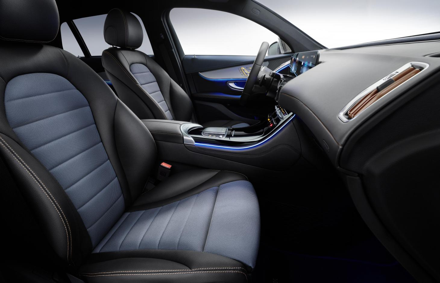 Mercedes electric dreams become reality with EQC Wallpaper 1460x940