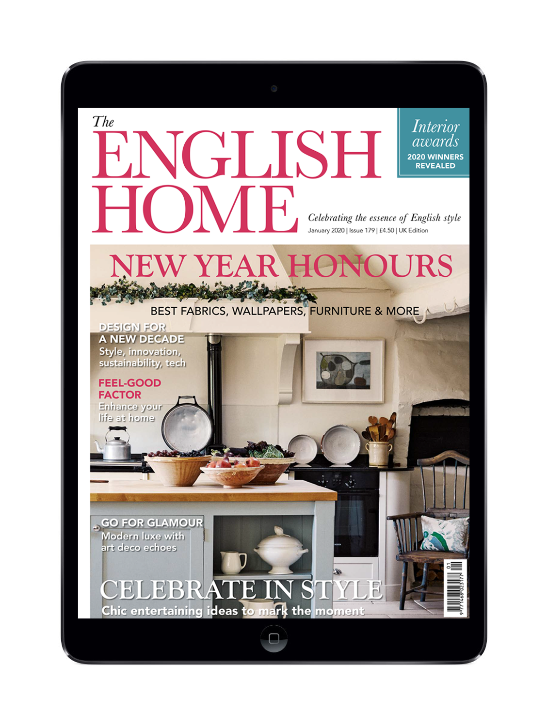 The English Home January 2020 Digital Edition The Chelsea 1130x1500