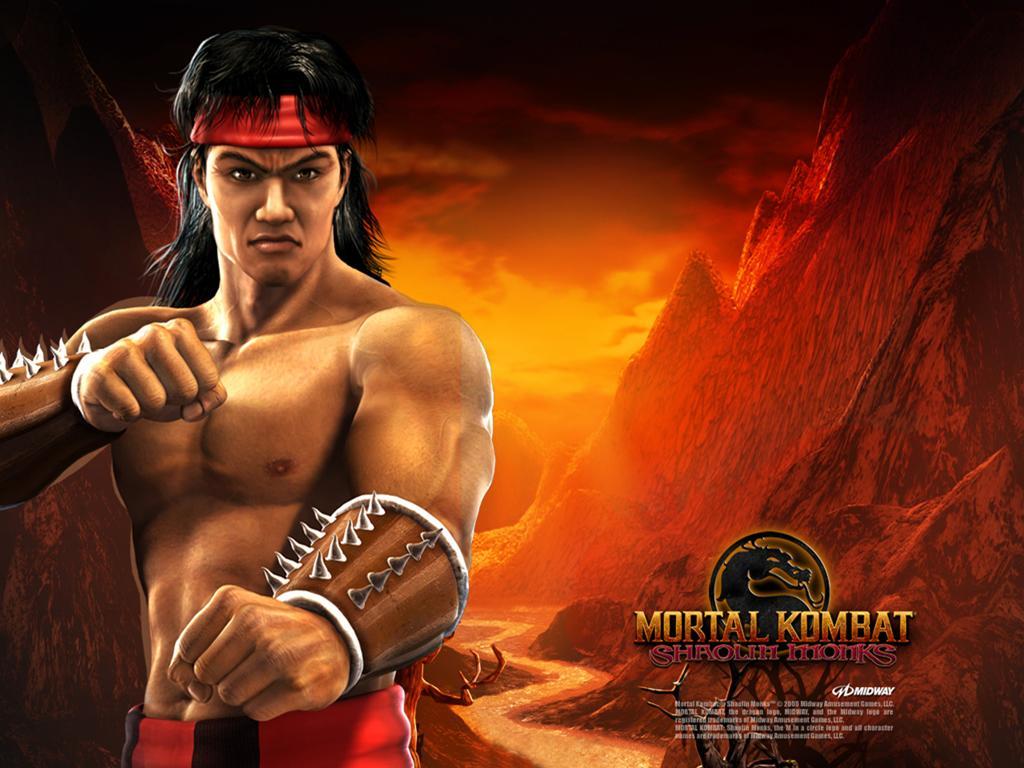 49 Mortal Kombat Liu Kang Wallpaper On Wallpapersafari