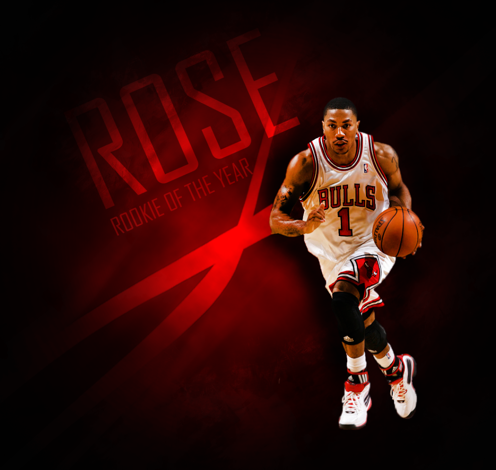 derrick rose wallpapers derrick rose wallpapers 1023x970