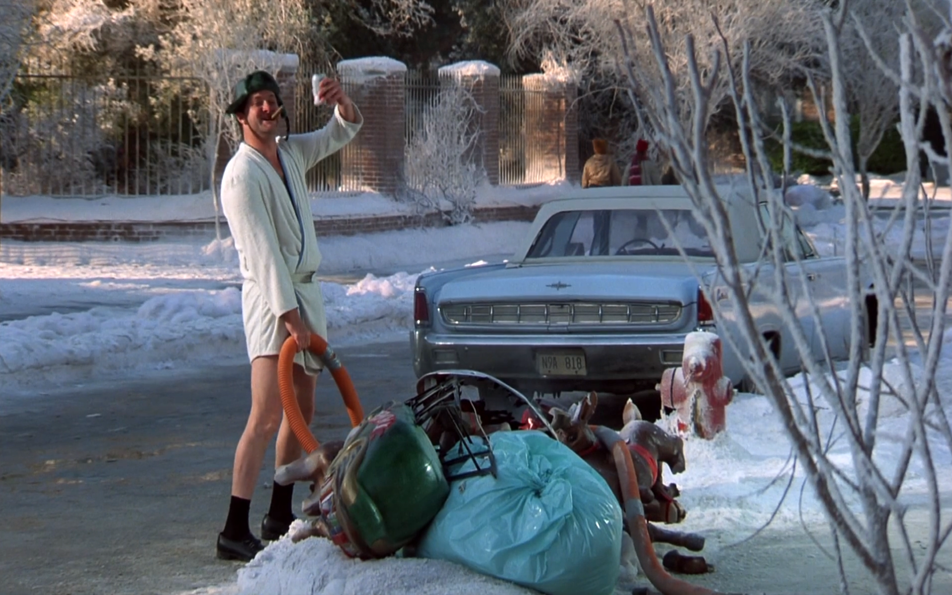... Christmas Vacation HD Wallpapers | Backgrounds - Wallpaper Abyss