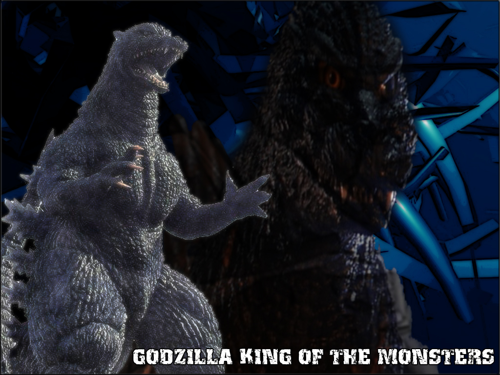 Godzilla Wallpaper by Ryuujin665 1024x768