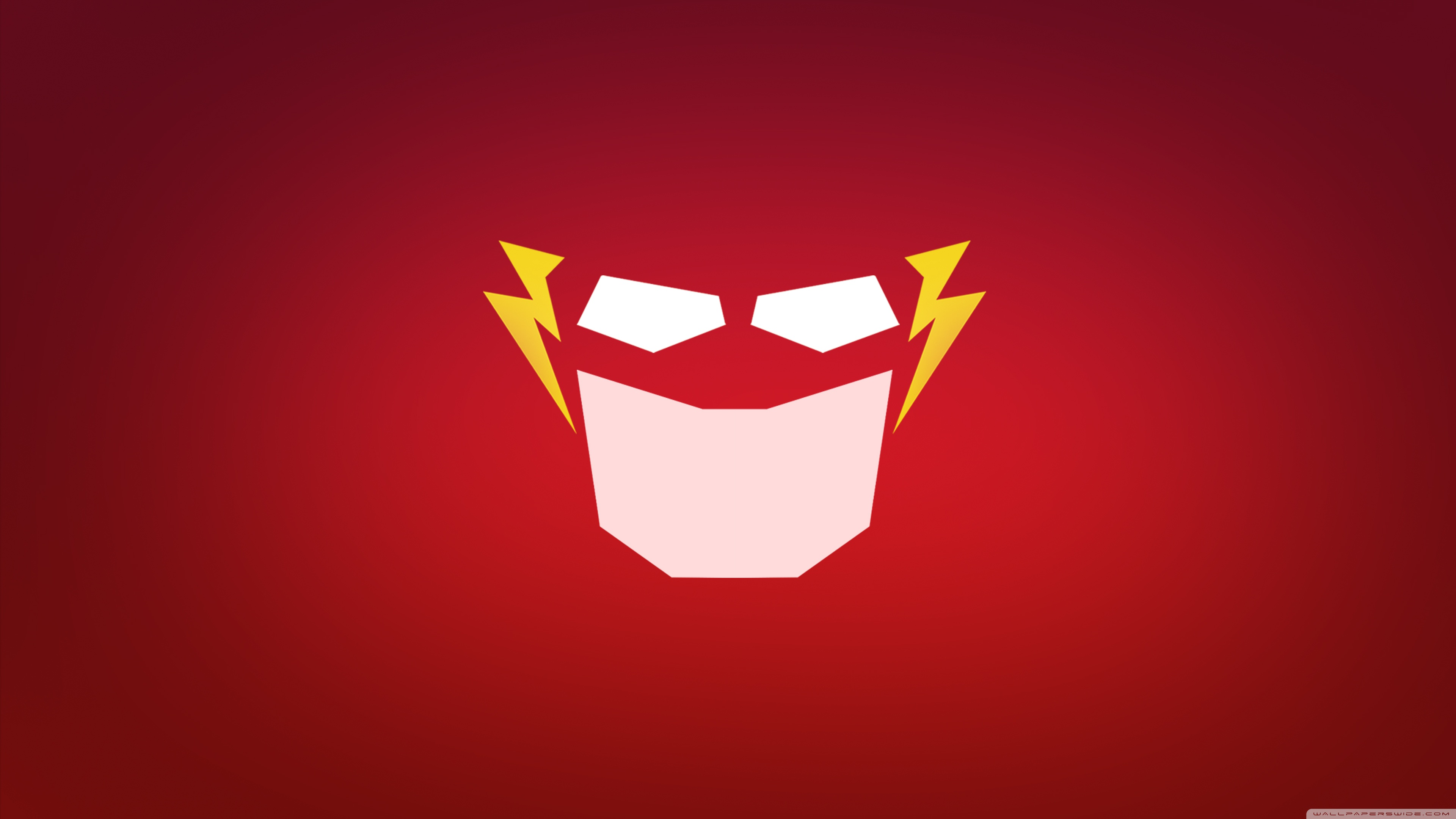 Wallpaper Weekends The Flash Returns MacTrast 3840x2160