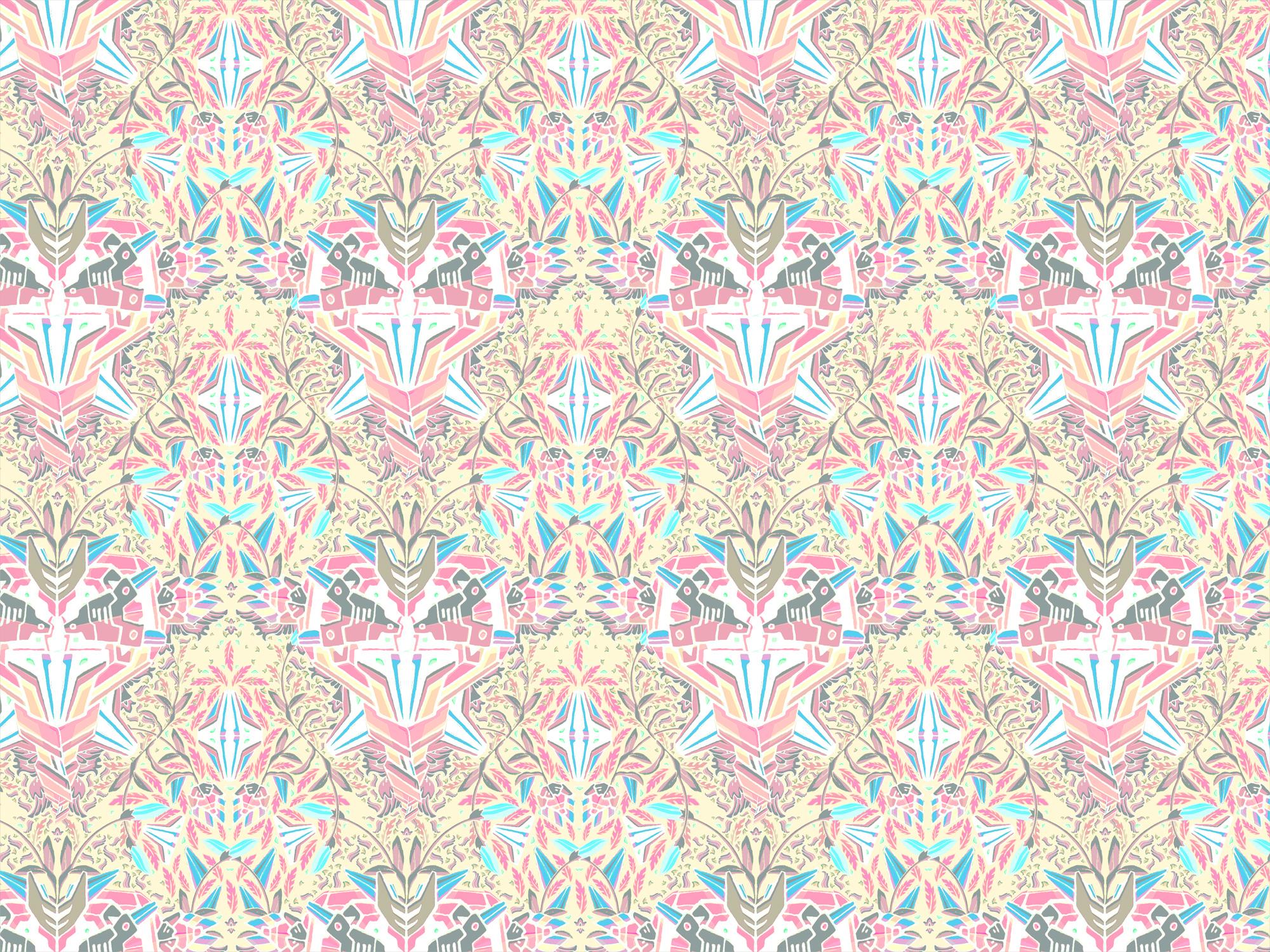 Wallpaper pattern design 16 Edouard Artus 2012 Edouard Artus 2000x1500