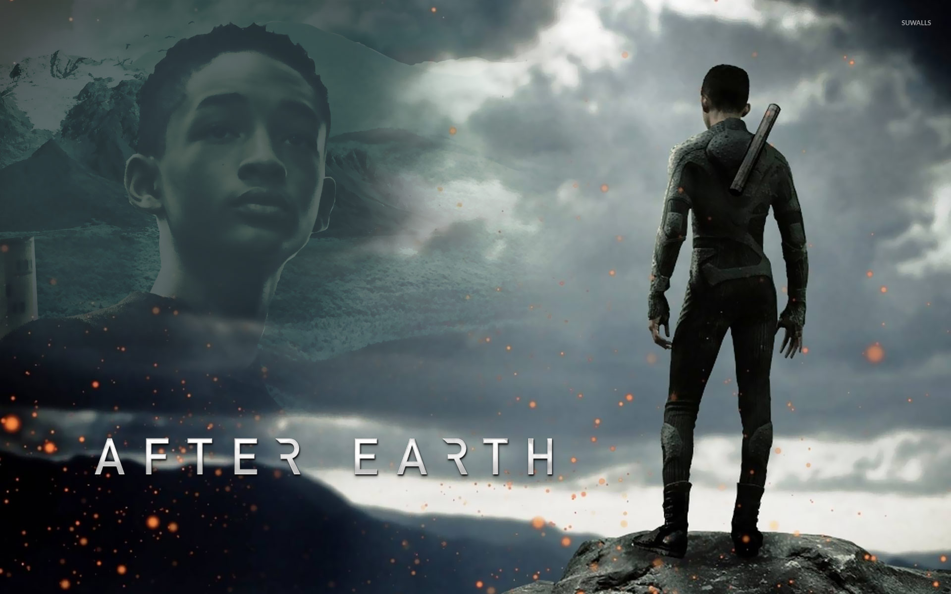 Kitai Raige   After Earth wallpaper   Movie wallpapers   19817 1920x1200