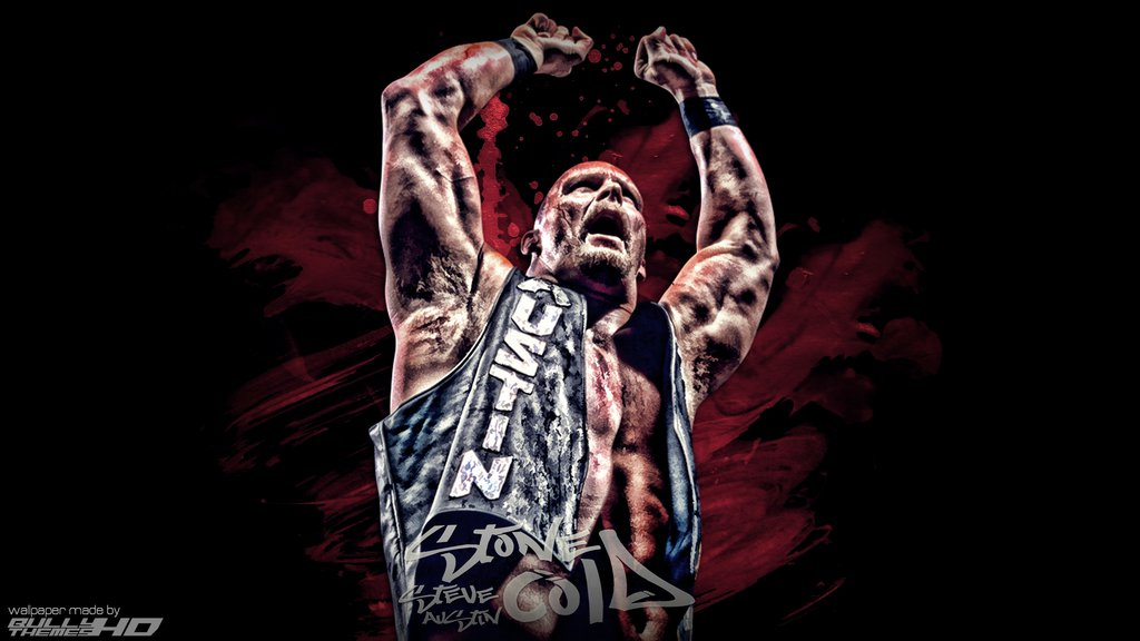 Stone Cold Steve Austin Wallpaper by bullyhd 1024x576