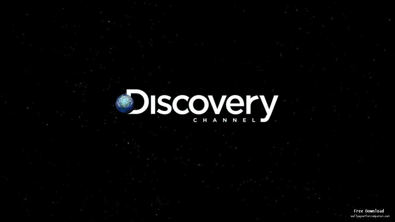 Discovery logo Brand advertising HD wallpaper View 1366x768
