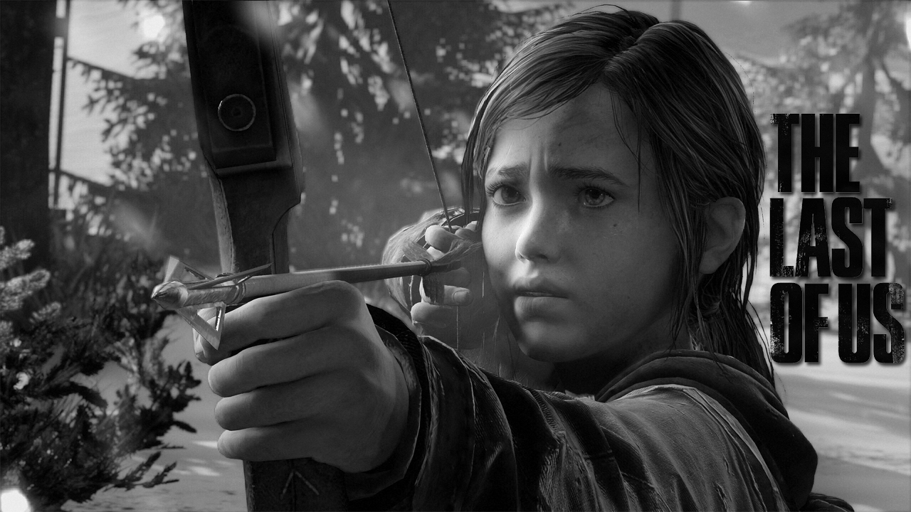 The Last of Us   Ellie wallpaper by PSdesignes 1280x720