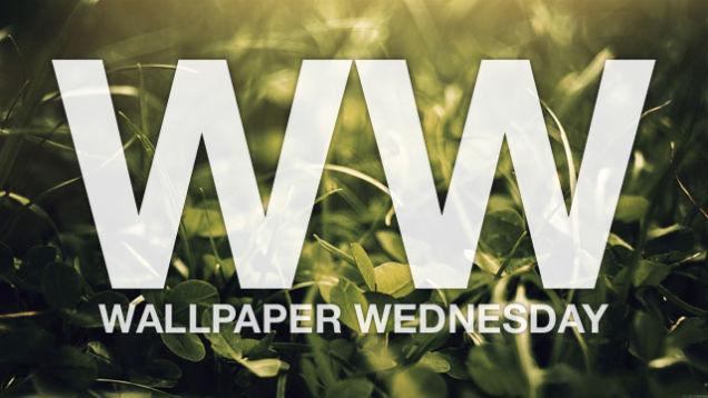 Let Your Desktop Play in the Grass with These Wallpapers 636x358