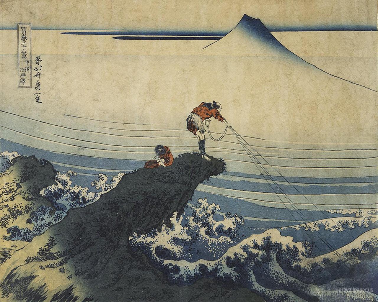 hokusai katsushika hokusai katsushika hokusai katsushika hokusai 1280x1024