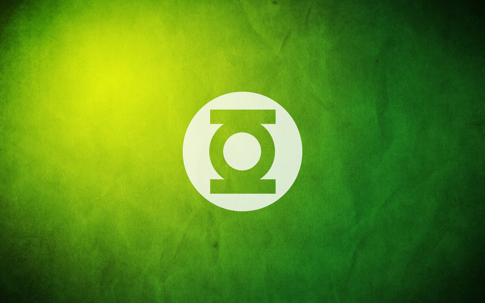 Green Lantern Logo Wallpapers 1920x1200