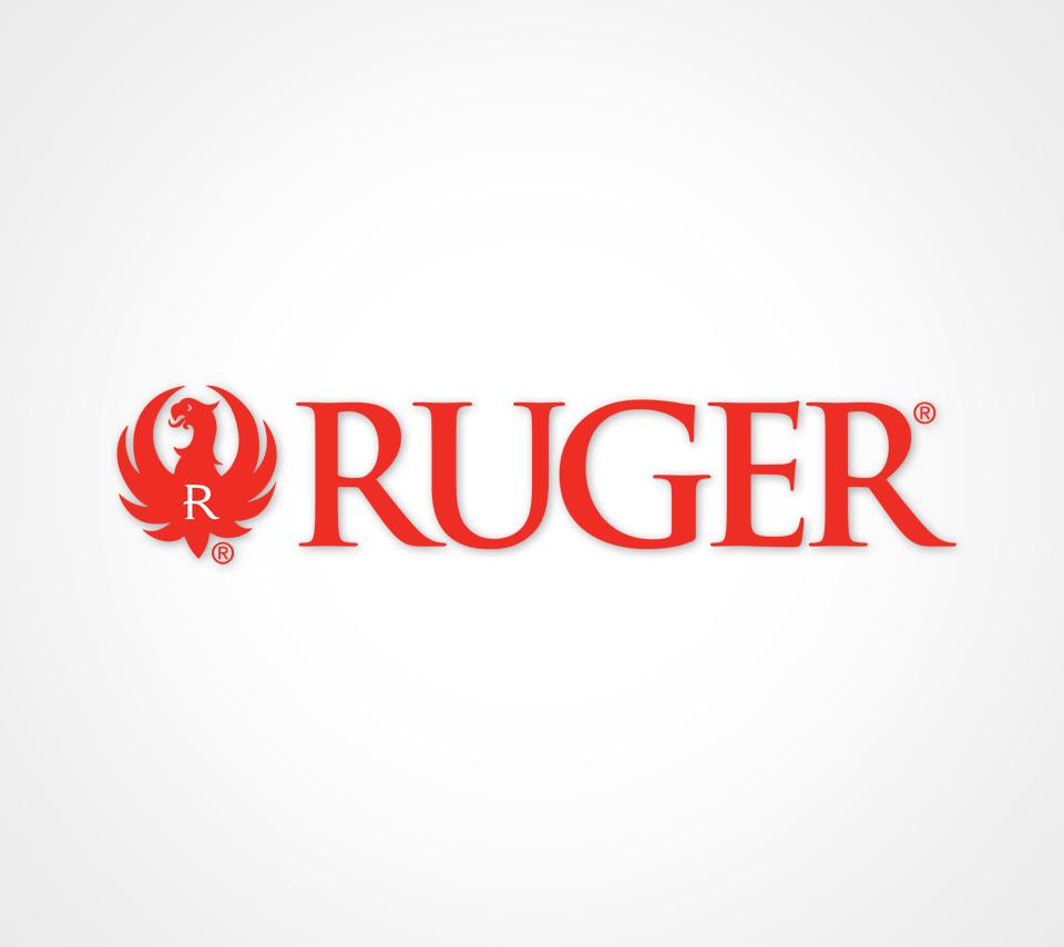 Ruger Logo on White 960x854