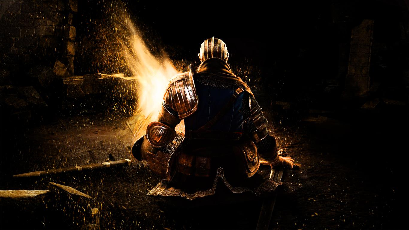 Dark Souls Harf Kalabal 1366x768