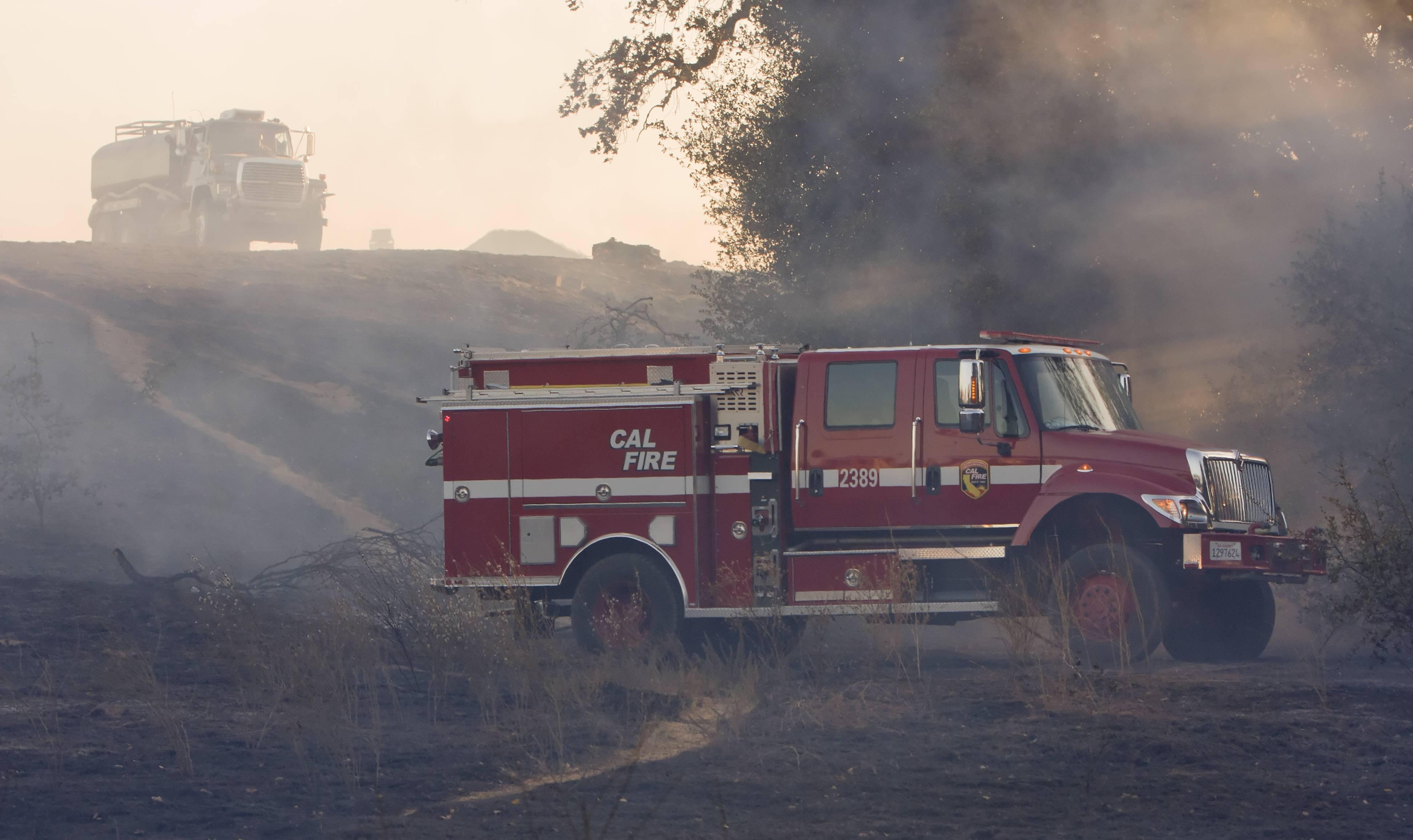 Fire Truck Wallpapers 3888x2313