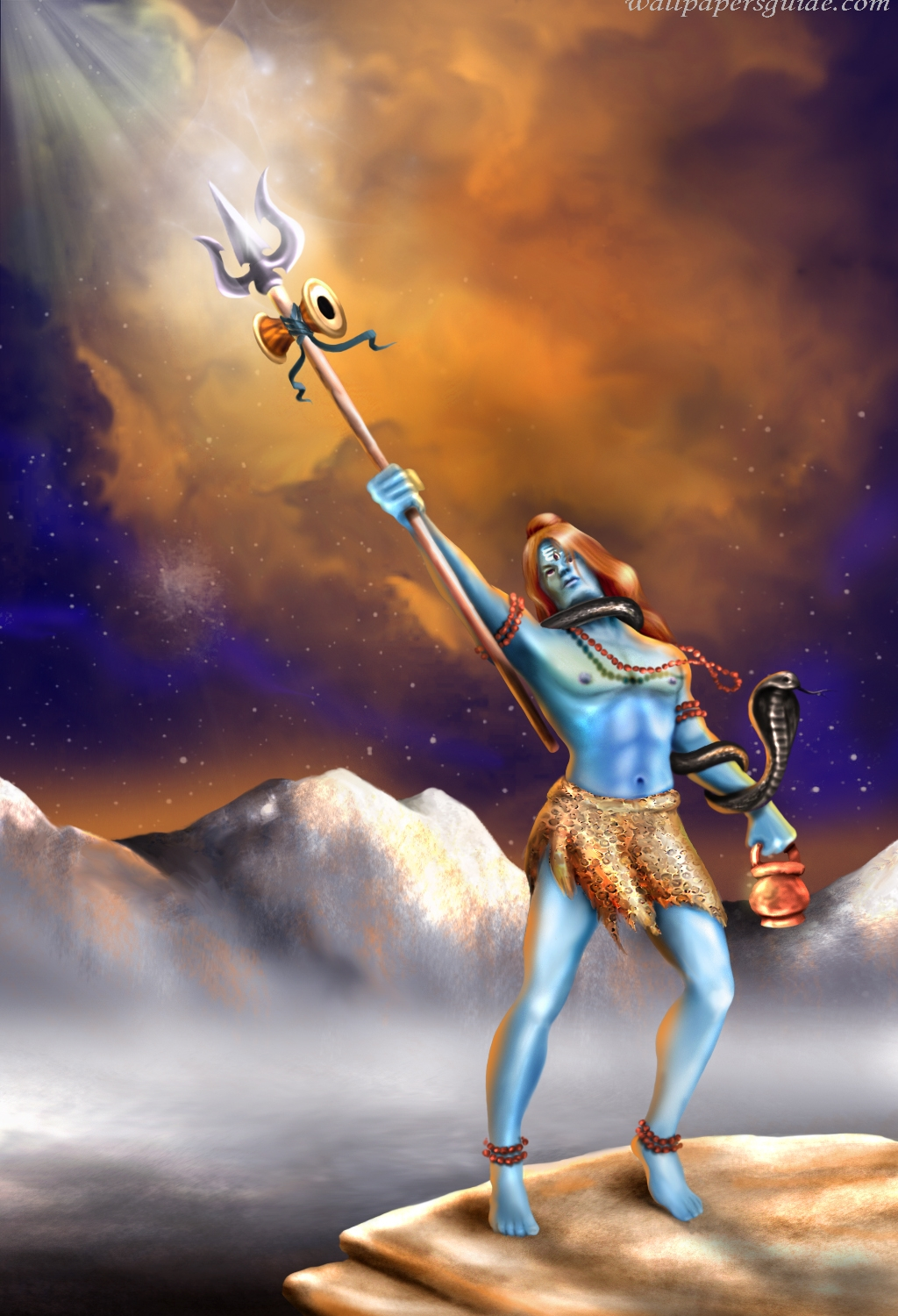 49 Lord Shiva Wallpapers High Resolution On Wallpapersafari