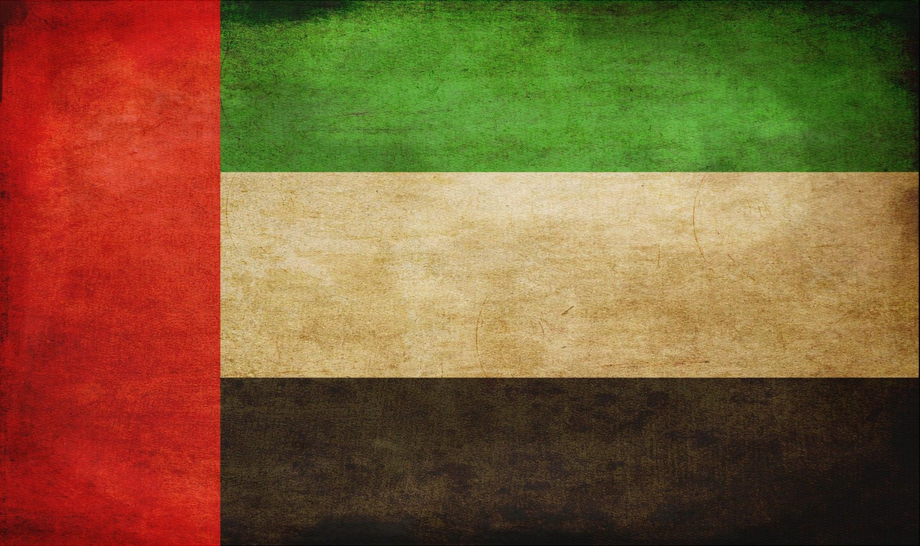 United Arab Emirates Flag wallpaper Flags wallpaper 1819x1080