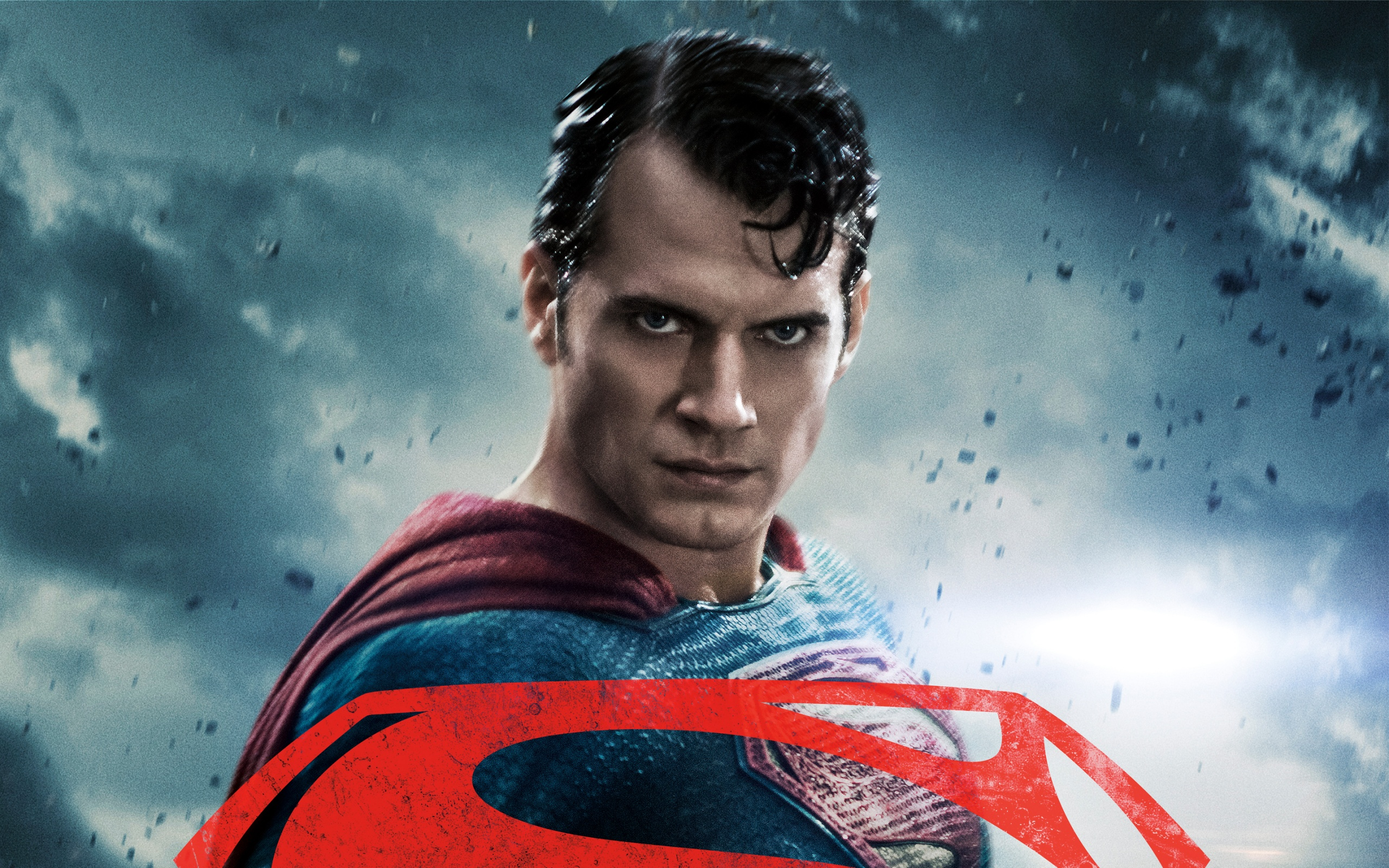 Superman in Batman v Superman Wallpapers HD Wallpapers 2560x1600