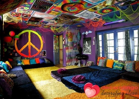 Beach Tapestry Hippie
