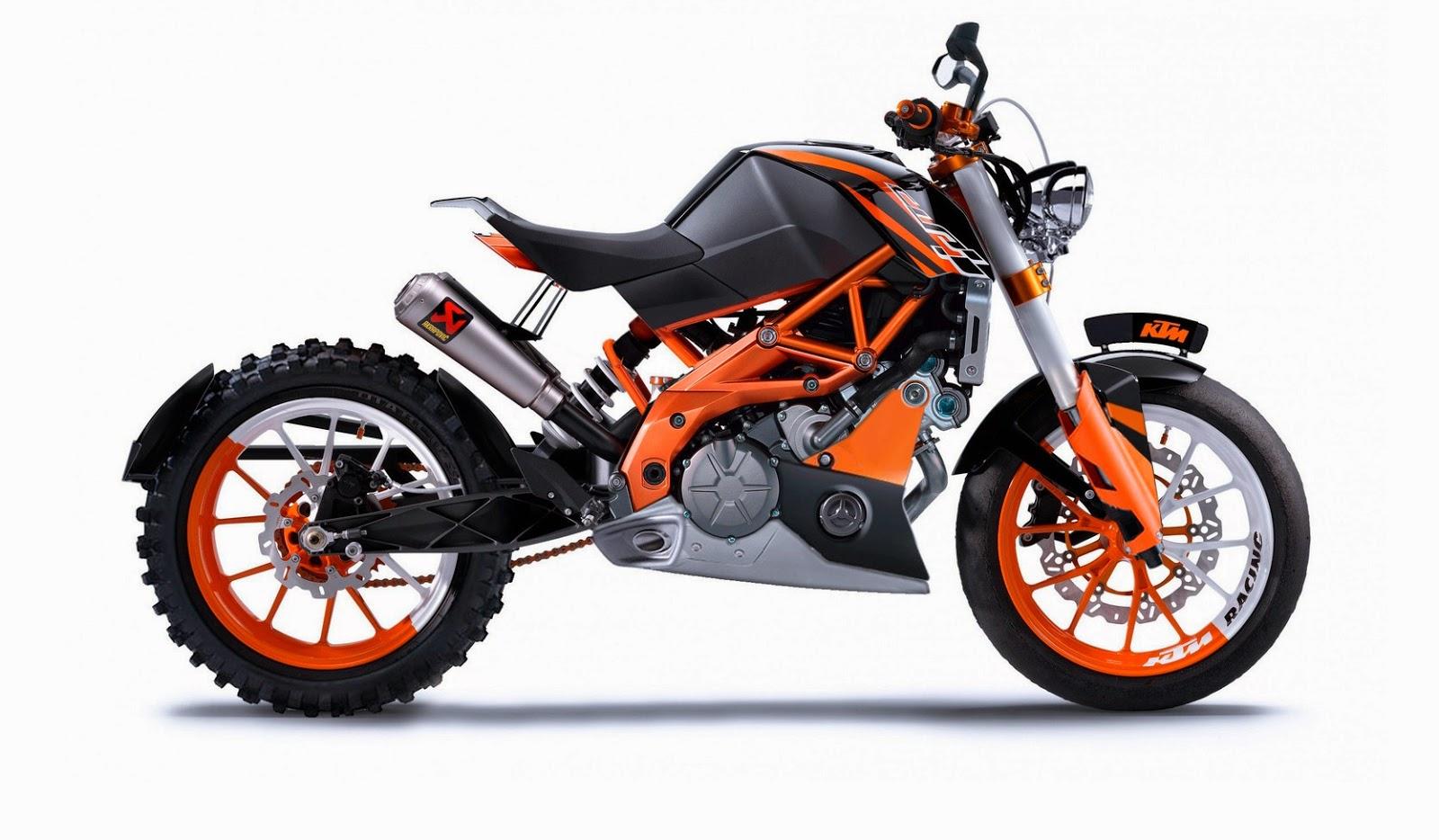 Bike Cars HD Wallpapers KTM 125 Duke PP Motorcycles HD 1600x934