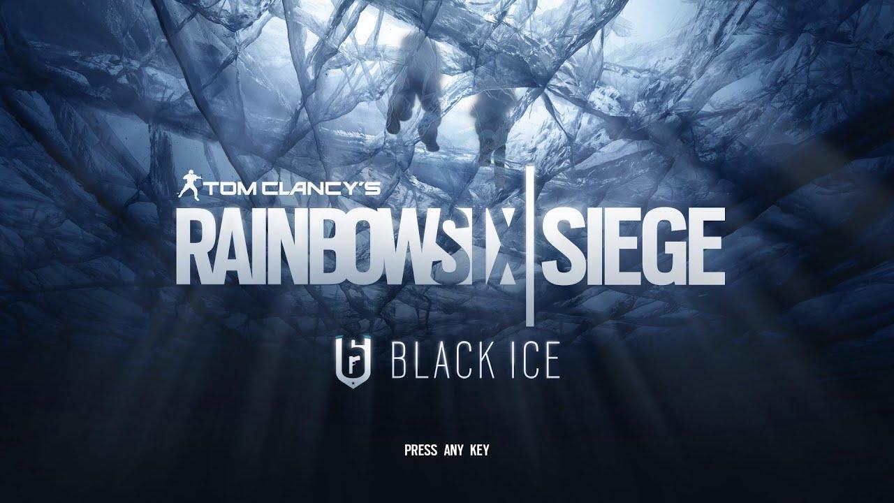 Rainbow Six Siege DLC   Opration Black Ice Trailer [FR] 1920x1080