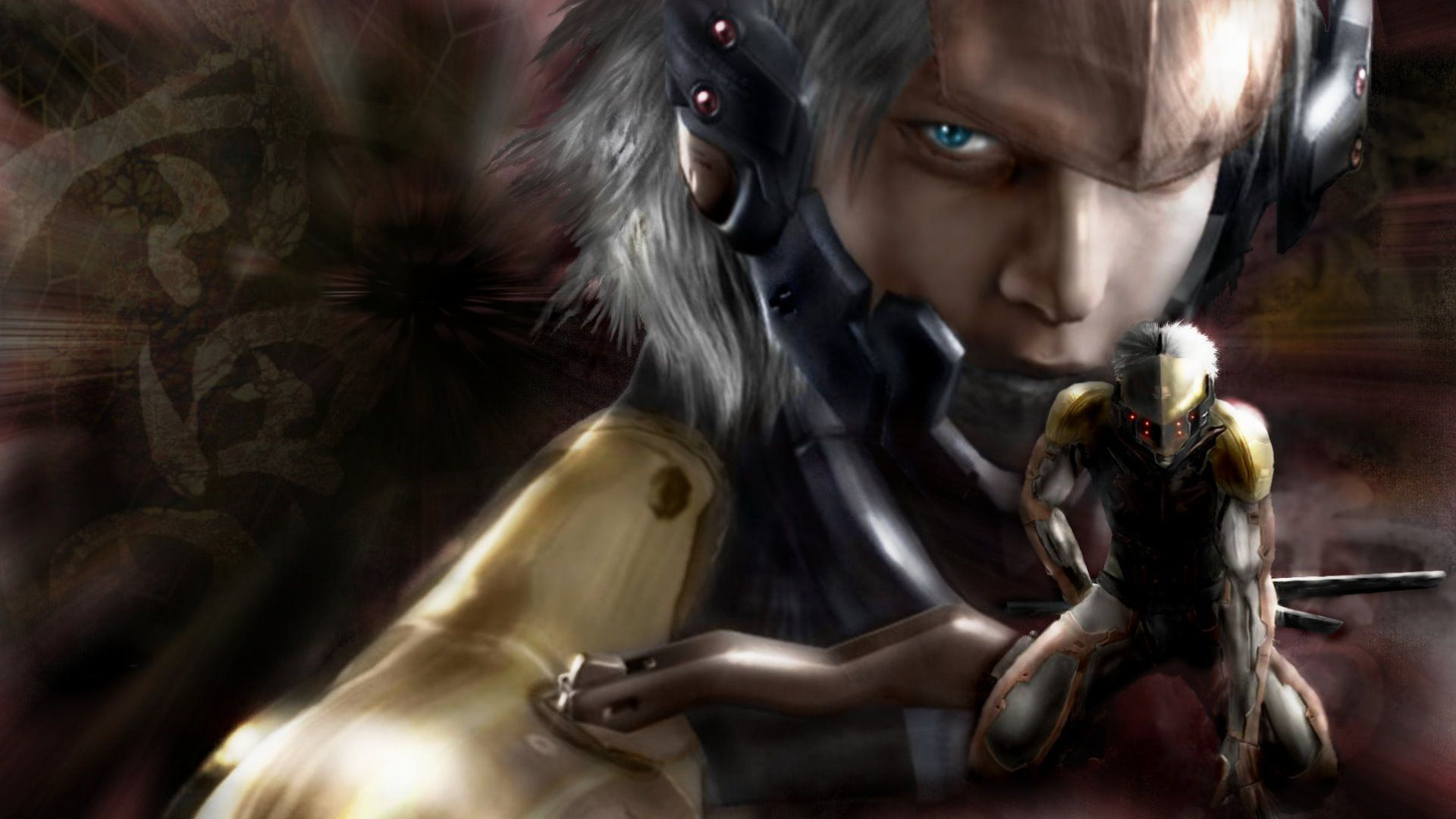 42 Hd Raiden Wallpaper On Wallpapersafari