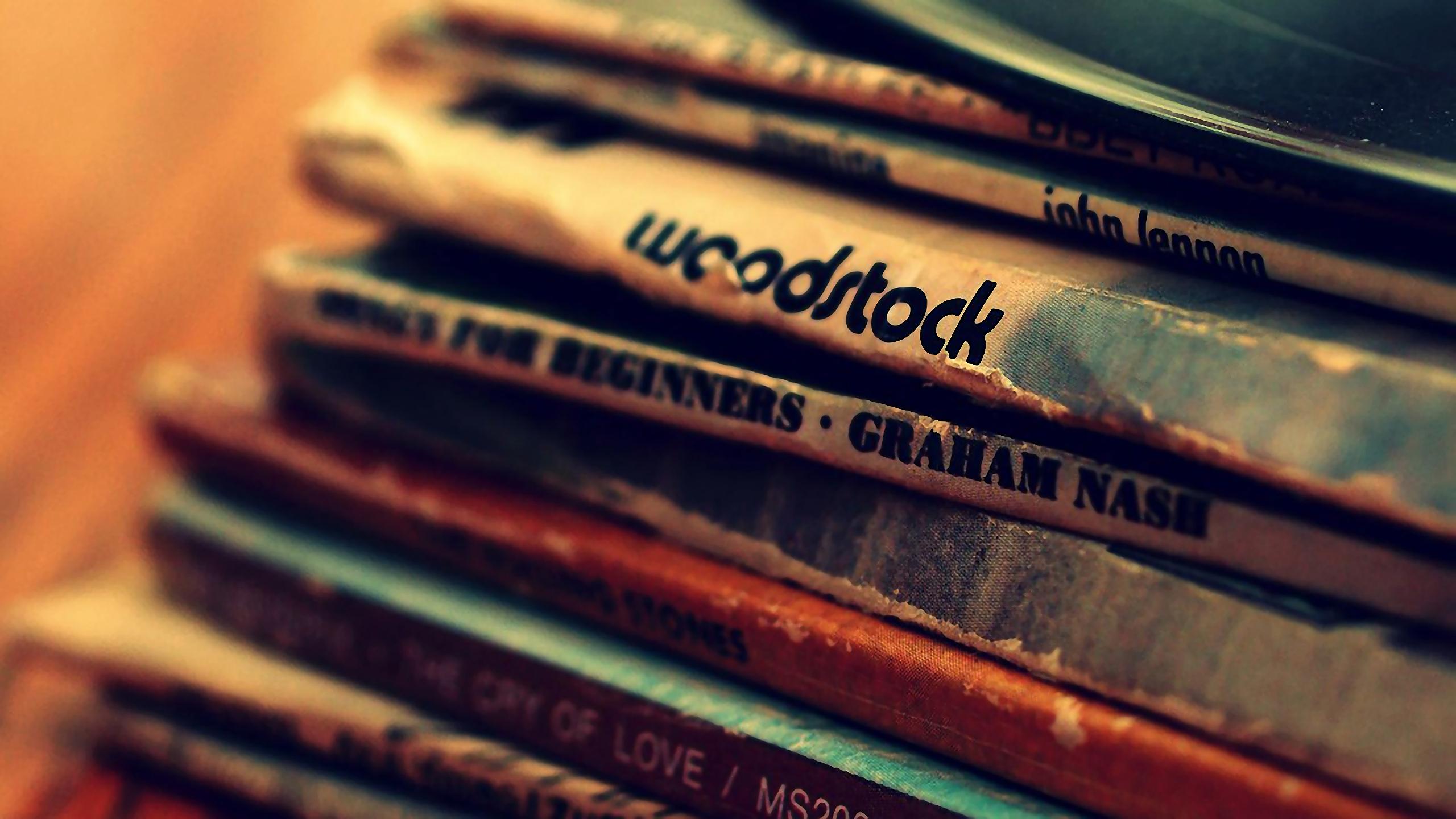 Music record vinyl woodstock wallpaper 2560x1440 10441 2560x1440