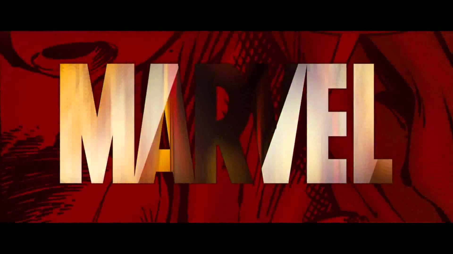 Marvel Logo The Art Mad Wallpapers 1920x1080