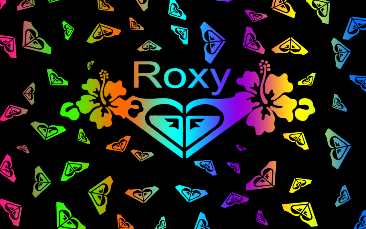 roxy wallpaper by inge80 1280x800