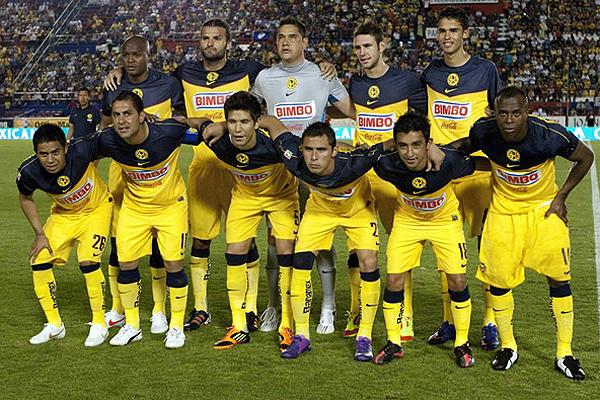 Club America 2012 Photo Mexsport 600x400