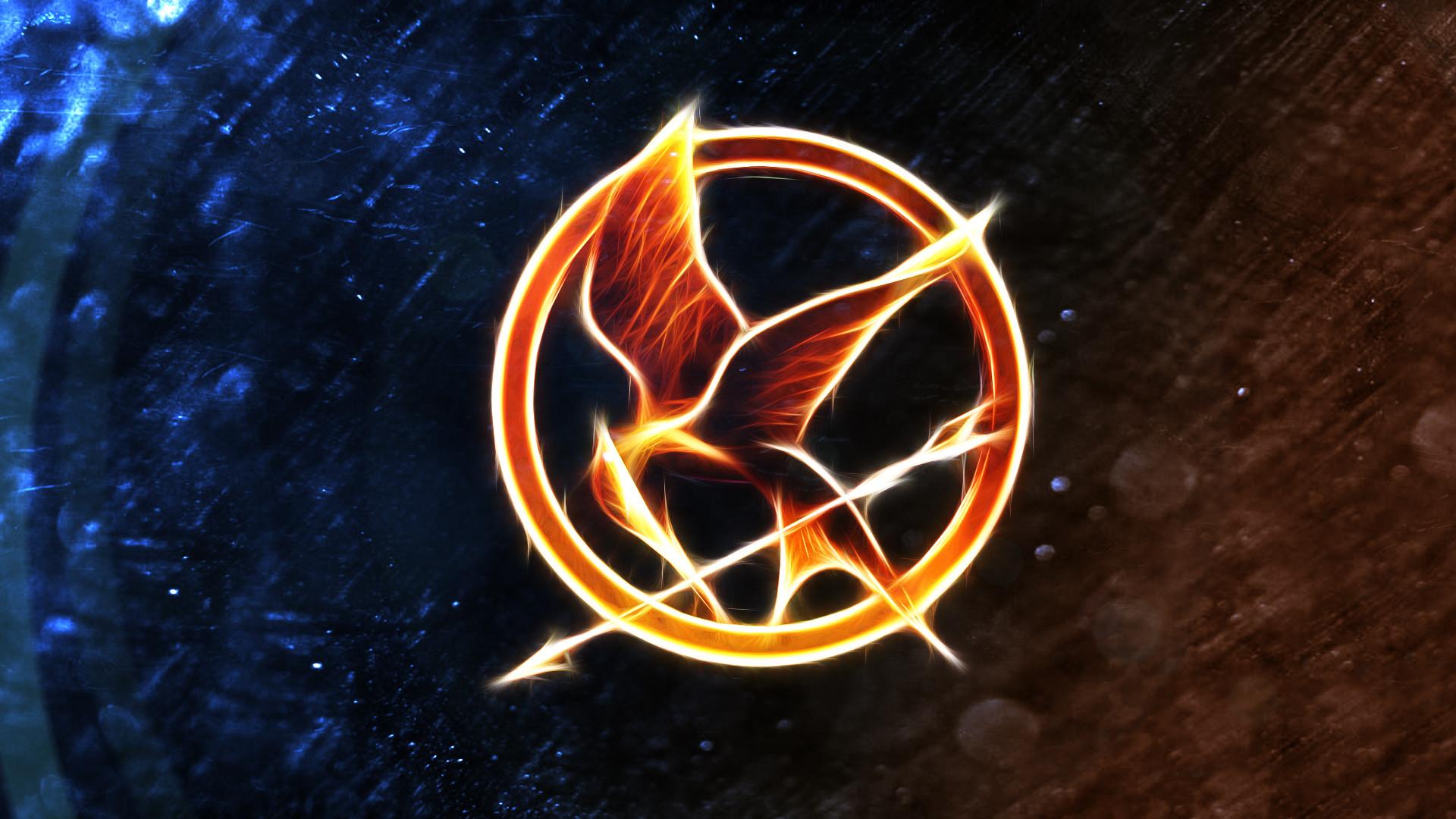 Hunger Games Mockingjay Pin wallpaper   995551 1920x1080