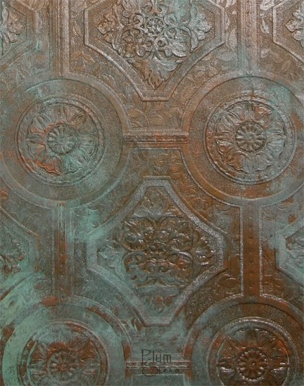 it to seal or creating a verdigris patina on a copper or bronze paint 432x549
