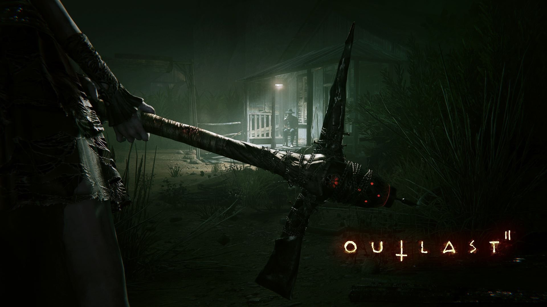 17 Outlast 2 HD Wallpapers Background Images 1920x1080
