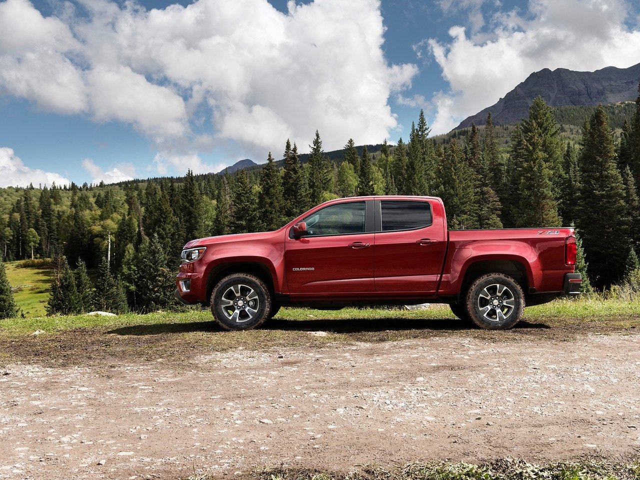 Chevy Colorado Wallpaper - WallpaperSafari