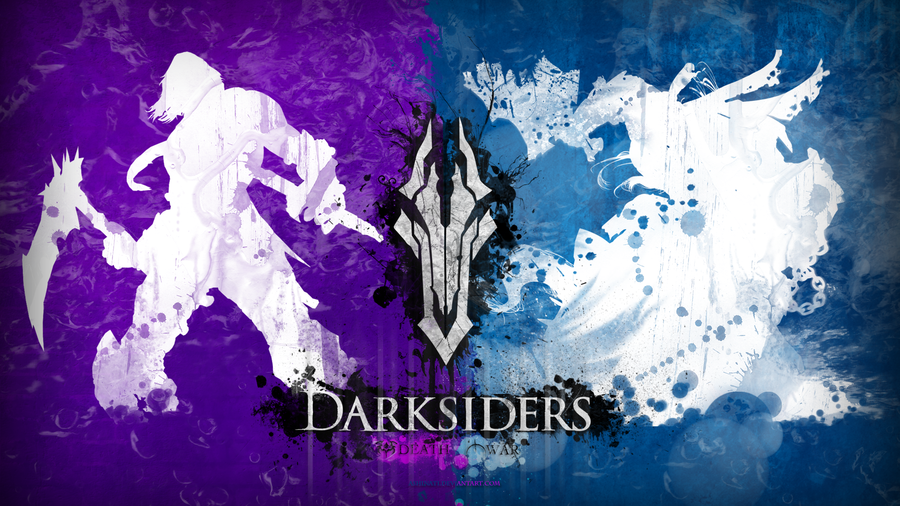 Darksiders Death War wallpaper by AShinati 900x506