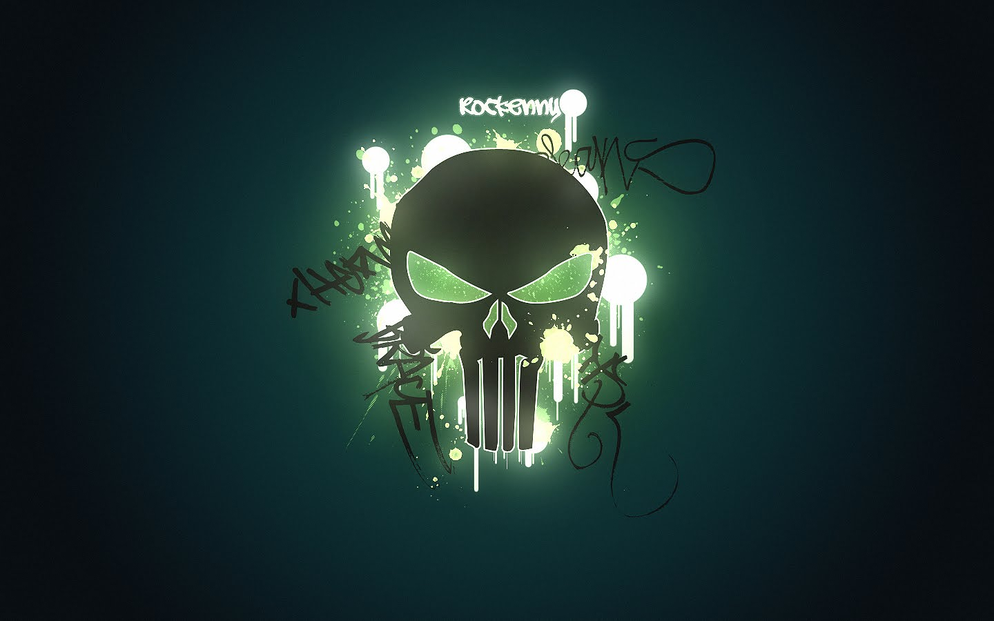Punisher skull wallpaper Clickandseeworld is all about 1440x900