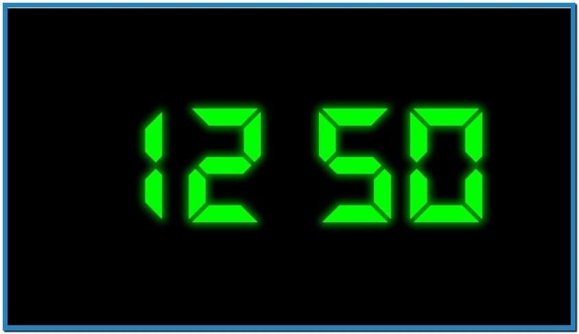 Clock Wallpaper Free Windows 7 - WallpaperSafari